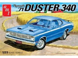 AMT 1:25 Scale 1971 Plymouth Duster 340 - 1118 - $33.40