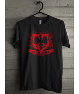 Polish Eagle Crest - Custom Men's T-Shirt (1131) - $19.13+