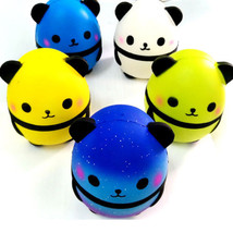 Jumbo Squishies Panda Egg Slow Rising Kawaii Scented Soft Animal Squishies Toys - $1.89+