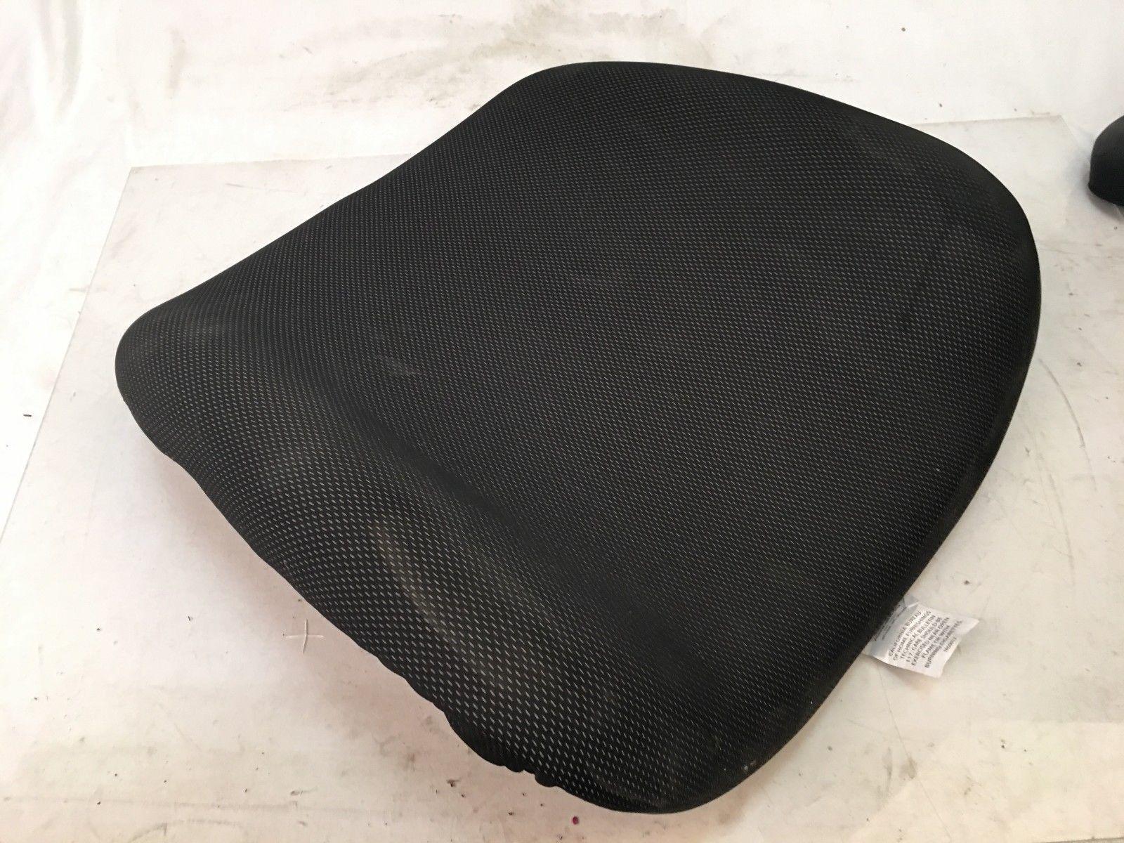 22x22 Invacare Matrx PB Back Rest Cushion w/ Mounts from Pride Quantum R-4000