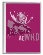 Just Be BB-12461-WLD-MS Just Be Wild (Moose) Brag Book Photo Album - $6.88