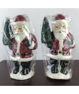 Jackson & Perkins  Santa Candles (2 Pieces) - $9.50