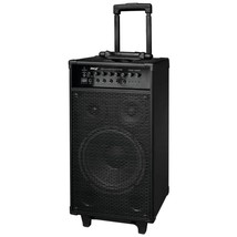 Pyle Pro 800-watt Portable Bluetooth Pa Speaker System PYLPWMA1080IBT - $279.32