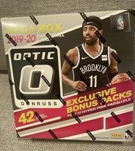 WALMART 2019-20 Panini Donruss OPTIC Basketball NBA MEGA BOX Zion~Morant... - $125.77