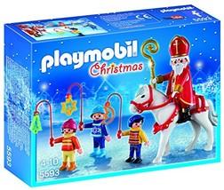 PLAYMOBIL Christmas Parade Set - $38.60