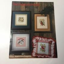 Fine Feathered Friends Cross Stitch Pattern Book Jeanette Crews Designs ... - $9.74