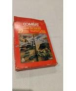 Vintage Boxed Atari 2600 Game 1978 Combat Game Program Cx2601 - $9.89