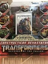 Takara Tomy Transformers Film RD-16 Devastator Action Figurine D'Occasion - $426.73