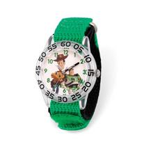 Disney Kids Toy Story Woody/Buzz Time Teacher Watch - $43.50