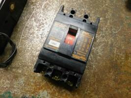 Fuji EA53B 50A 3 Pole Circuit Breaker - $73.50