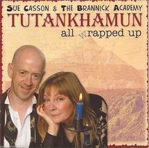 Tutankhamun All Wrapped by Sue Casson & The Brannick Academy (CD, 2007) - $9.00