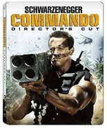 COMMANDO Director's Cut 30th Anniversary Blu-ray Steelbook Japan - $349.15