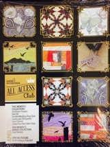 APRIL 2016 Anita-Goodesign-Embroidery-Designs BOOK AND CD ALL ACCESS VIP... - $49.49