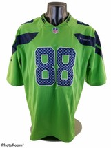 Nike Stitched Green Graham #88Seattle Seahawks Jersey Mens Adult sz 48 XL - $26.95