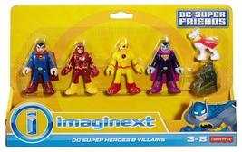 Fisher-Price DC Super Friends Imaginext Heroes & Villains Action Figure - $32.91