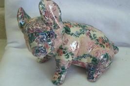 Animal Floral Pig #205 - $8.99