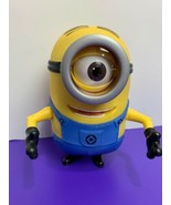Interactive Minion Stuart Singing Talking Despicable Me Laughing Thinkwa... - $24.74