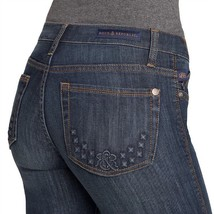 New ROCK & REPUBLIC R&R Size: 12 M Third Degree Studded SKINNY Jeans - $56.99
