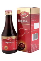 Dabur Hepano - Healthy Liver Supplement - 200ml image 1