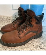 RED WING Mens 926 EH Dyna Force 6-inch Leather Work Boots Size U.S. 13 E... - $123.75