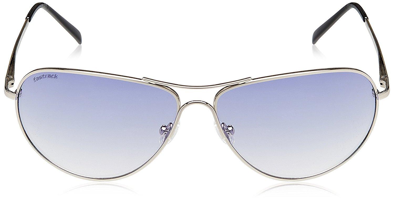 Fastrack Aviator  Sunglasses (Blue)M050BU2