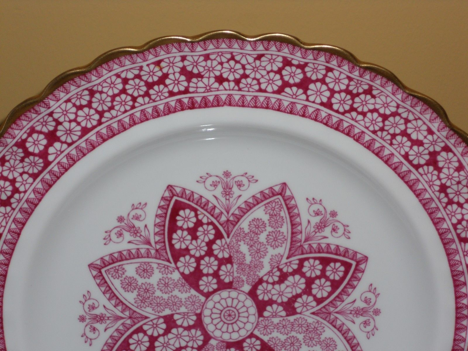 Spode PRIMROSE ROSE #2722 Bread /& Butter Plate