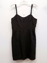 URBAN OUTFITTERS ~ SPARKLE & FADE Size L Black Sleeveless Cut Out Back D... - £14.33 GBP
