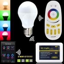 LED Remote Control 2.4G Wireless RF RGBW Touch Screen Remote Single Mi L... - €13,86 EUR