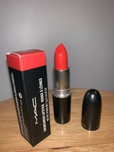 MAC Cremesheen Lipstick -232 Dozen Carnations- 0.1oz Full Size / BRAND N... - $19.79