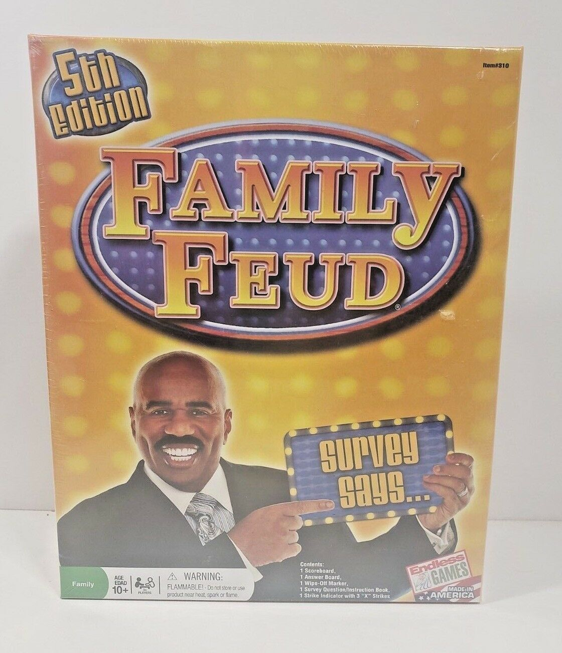 Family Feud 5th Editiion Board game... Brand New!!!