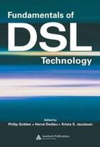 Fundamentals of DSL Technology [Hardcover] Golden, Philip; Dedieu, Herve and Jac image 3