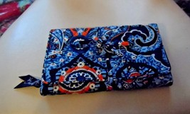 Vera Bradley all wrapped up jewelry roll in Marrakesh NWT - $22.50