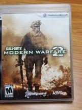 Call of Duty: Modern Warfare 2 (Sony PlayStation 3) PS3 SHIPS FREE - $7.85