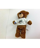 Build A Bear Chicago Bears Plush Stuffed Animal Toy 13 in tall in tshirt... - $13.99