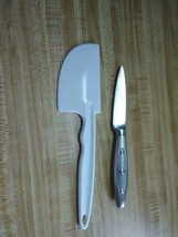 Cuisinart paring knife and spatula - $24.95