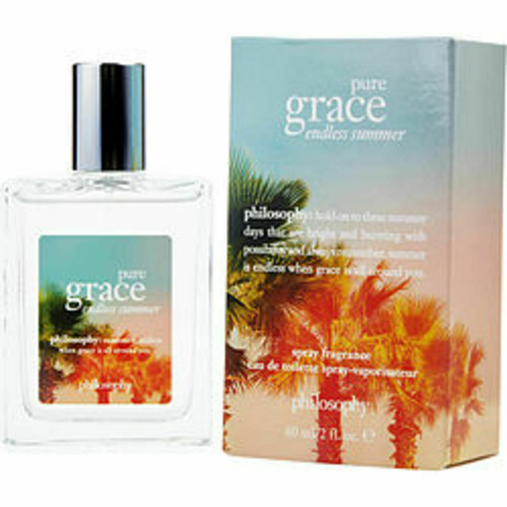 Primary image for New PHILOSOPHY PURE GRACE ENDLESS SUMMER by Philosophy #329882 - Type: Fragrance