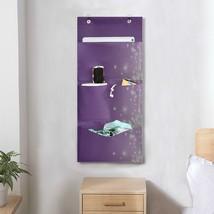 Hanging Wall Storage Bag Beautiful Magical Magic Lotus Hanging Wall Organizer Ba - $29.99