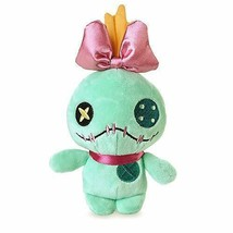 Disney Scrump Plush Doll Mini 20cm 8 '' Lilo & Stitch Green Limited Japan - $53.28