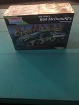 Monogram Bill Elliott #94 McDonalds Thunderbat NEW Sealed Model Kit 1:24... - $9.89