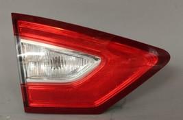 13 14 15 16 FORD FUSION LEFT DRIVER SIDE TAIL LIGHT DS73-13A603-AF OEM - $64.34