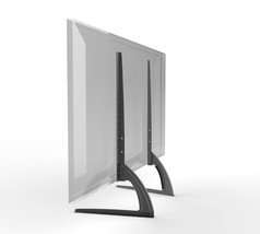 Universal Table Top TV Stand Legs for Vizio VS42LF Height Adjustable - $43.49