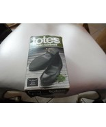 Totes black half rubbers with storage pouch size Large (9-10) - $18.00