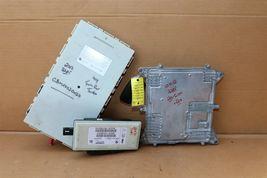 Bmw F30 F33 N20 2.0 4cyl Turbo DME BDC ECU Key Cas Ignition Module Set image 8
