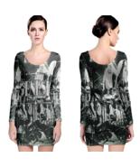 Genesis Women Sexy Long Sleeve Bodycon  Dress - $24.80+