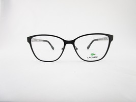 Lacoste L2196 001 Optical Frame Black Metal Eyeglasses - $65.25