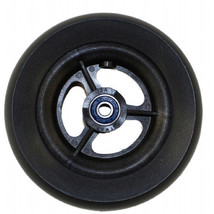"6 x 1 1/2"" 3 Spoke Mag Caster Wheels (Pair) - $54.50"