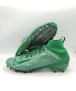 Nike Vapor Untouchable 3 Pro Football Cleats/Shoes Green [Size 15] 91716... - $78.21