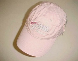 Cheers Boston 2010 Adult Hampshire House Official Pink White Cap One Siz... - $29.69