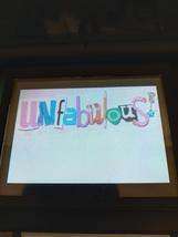 Nintendo Game Boy Advance GBA Unfabulous image 1