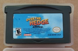 Over the Hedge English Custom Game Boy Advance GBA - $5.00